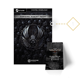 Throne Agent Pack