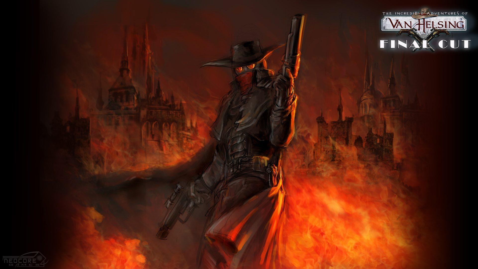 Adventures Of Van Helsing Final Cut the incredible adventures of van helsing final cut