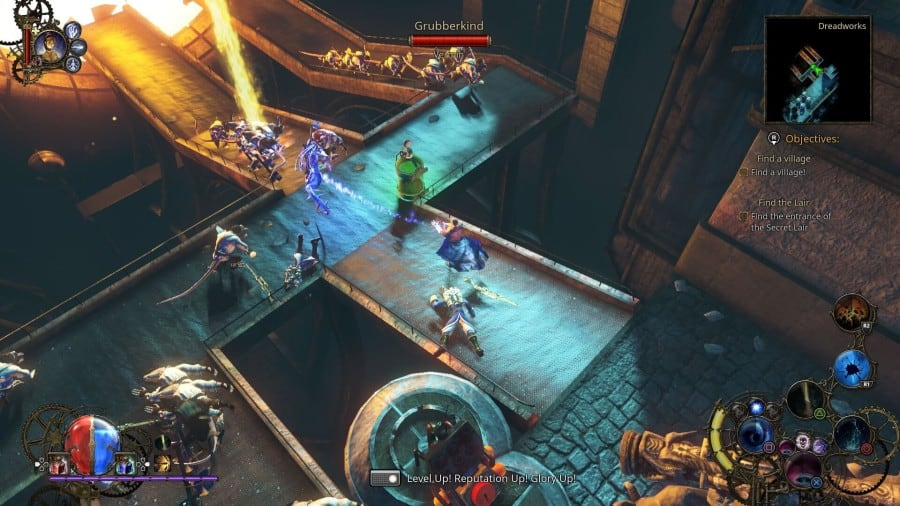 Available now: Van helsing on Playstation 4 - Community