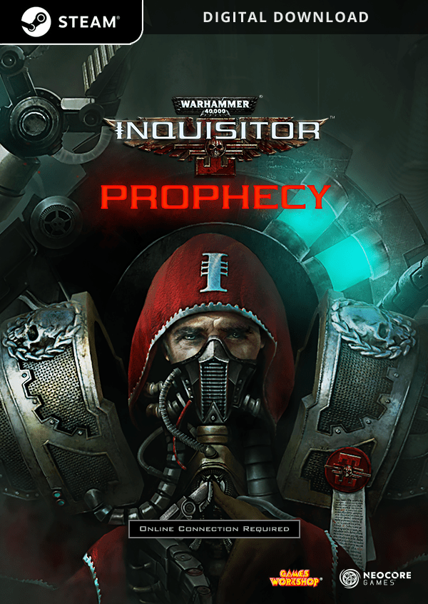 Warhammer 40,000 Inquisitor - Prophecy - Store - NeocoreGames