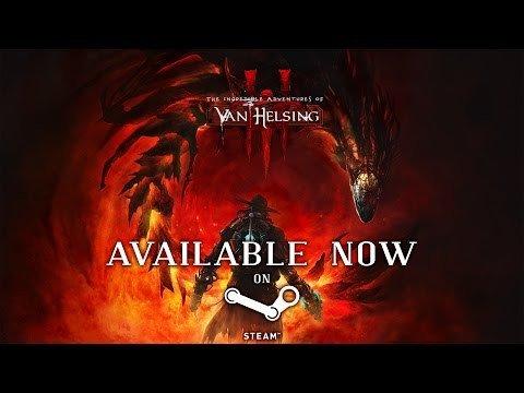 Van Helsing III Launch Trailer