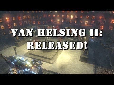 Van Helsing II - Launch trailer