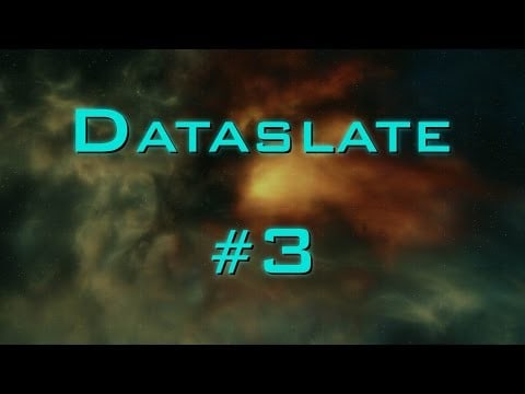 Dataslate #003 - Subsectors