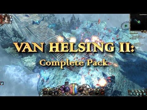 Van Helsing II: Complete Pack - Launch Trailer