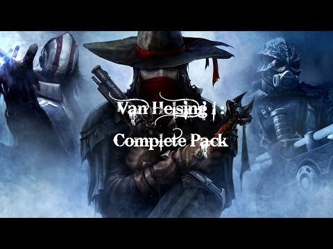 Van Helsing I: Complete Pack Launch Trailer